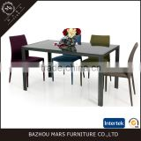 Industrial Powder Coating Home Furniture Dining Table for Sale