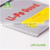 alibaba hot sellilng lipo battery safety bags guard bags for lipo battery