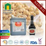 No Preservative Dark Mushroom Light soy sauce Brands 200ml For Family