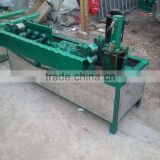 stainless steel flat bar straightening and cutting machine