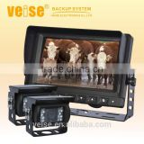 New Rearview Camera Vision System Solution for Farm Horse Trailer,Cultivator,Plough, Combine,Truck,Barn,Tractor