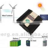 500w Off-grid Hybrid Wind Solar Charge Controller with LCD Display