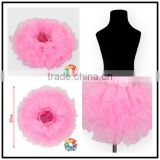 Romantic Pink Girl Tutu Skirt Childrens Boutique Clothes Alibaba Wholesale Price Pettiskirt Wedding Dress For Toddler Infant