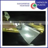 blister rigid gold pvc film