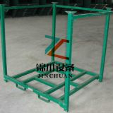 Powder Coating Stacking Frame Rack For Parking System Outside