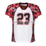 Custom camo football jerseys, Sublimated American Football Jersey, Custom Designed American Football Jersey