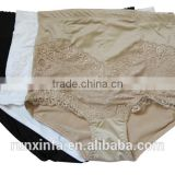 sexy underwear New arrival lady underwear wholesale plus size Breathable mesh corset pants tuck pants