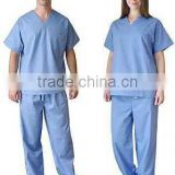 disposable doctor scrub suit designs, nurse uniform, patient gown