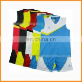 2013 Runtowell latest basketball jersey design / basketball jersey uniform / basketball jersey pictures