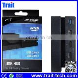 China Wholesale 5 USB Ports TP4-006 USB Hub for PS4 Gaming Console