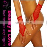 Beauty`s Love Hot Sale Cheapest Gloves Fingerless Nylon Gloves