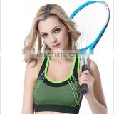 Custom made breathable sports bra/ women contrast gym bra/ fitness bra#1109