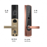 Uk Market Wide Selection Biometric Lock (Skype:bessie_wu077)