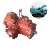 Low Noise Komatsu Hydraulic Pump Agricultural Machinery 705-12-40240