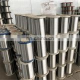 304/316 stainless steel wire for hoses,springs,fasteners,clips,staples,mesh,fencing,screws,nails