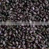 black sesame seeds (organic or conventional)