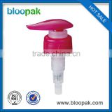 Personal beauty 28mm plastic lotion pump for cosmetic care