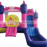 Cheap Kids inflatable bouncer/inflatable castle/inflatable jumper with slide.