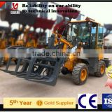 XD912G 1.0T Farm Machinery Grass Grab loader with CE FOR SALE Agricultural Machinery with suger cane loader MADE IN CHINA