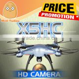 Syma drone 2016 X5HC X5C Barometer Height with 2mp HD camera new quadcopter helicopter