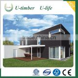 Waterproof Wood Plastic Composite Flooring Anti UV WPC Panel High Quality WPC Composite Decking