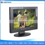 DTK-1088T Small Size TFT 10 Inch LCD TV                                                                                                         Supplier's Choice