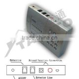 X10 intelligent telephone controller for remote control/cell phone control air conditioning
