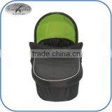 baby carry cot can be set on baby stroller