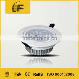9-12w led ceiling downlight led downlight IC Driver Modern high power 9w led ceiling lights