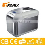 CE,GS,RoHS 2.0LB 900G AUTOMATIC STAINLESS STEEL BREAD MAKER