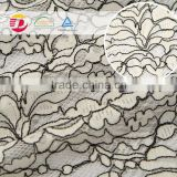 wholesale cheap high quality white cord elastic wedding dresses lace fabric for underwear