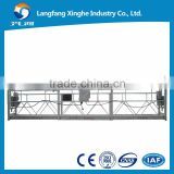 zlp800-C hot galvanized elevator platform / hanging elevator platform for sale