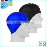 For Water Sports Funny Silicone Swimming Caps