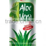 100% Aloe Vera Drink With Pulp