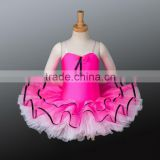 Spandex children dance costume tutu ballet BT305