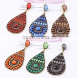 Boho Chic Teardrop Earring