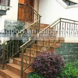 Top-selling galvanized decorative outdoor handrails