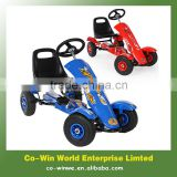 new design Single Seat pedal kids Go-Kart