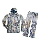 Winter outdoor camo hunting clothing