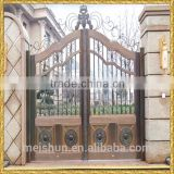 house and garden automic swing aluminum gates