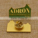 Promotion custom metal enaml company logo pin badge                                                                                                         Supplier's Choice