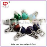 New Fashion Jewelry Ball Agate Gemstone Beads Crystal Pendant For Jewelry Diy Fashion Pendant Necklace