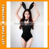 PGWC0954 Sexy women lingerie bunny rabbit halloween costume outfit cosplay fancy dress