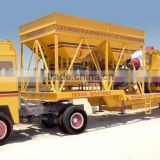 PORTABLE HOT MIX ASPHALT PLANT