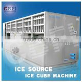 Large production ice cube making machine CV10000 for big ice plant                                                                         Quality Choice