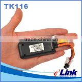 Vehicle fleet/rental monitor GPS tracker, get address via SMS/web server, cut off oil/engine