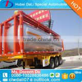 25 ton 20ft (22000L) ISO Tank Container with Full ISO Frame Design
