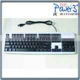 New 475 material Classic Keyboard For Msi Gaming Desktop with used laptops in bulk