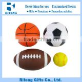 PU Mini Basketball Stress Ball For Promotion