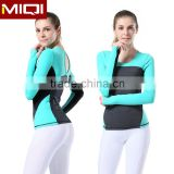 Wholesale long sleeve shirts skin tight inner wear for women wholesale in 3 assorted colors